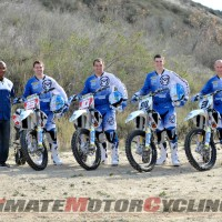 Husqvarna Signs Brown, Bobbitt, DeLong and Argubright for 2014