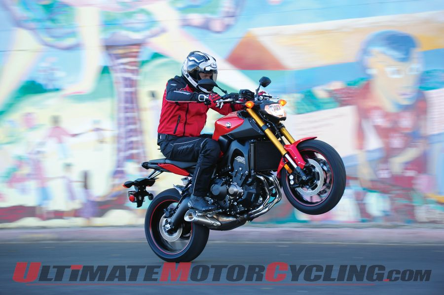 2014 Yamaha FZ-09 Review | Epic Succeed