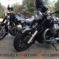 Moto Guzzi California 1400 Custom & '74 El Dorado 850 | New Cool vs. Old Skool
