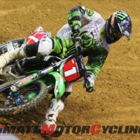 2014 Worcester Arenacross | Kawasaki's Bowers Begins Title Defense Friday