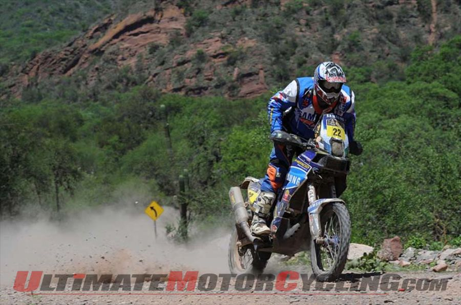 Dakar 2014 Stage 6 Motorcycle Results | Tragedy & Duclos Triumph