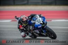 Moto2's Josh Herring at COTA