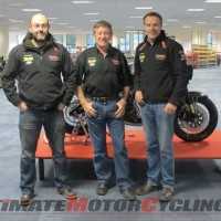 7-Time Isle of Man TT Winner Mick Grant Joins Norton Race Team