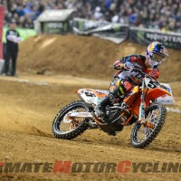 2014 Phoenix Supercross Results