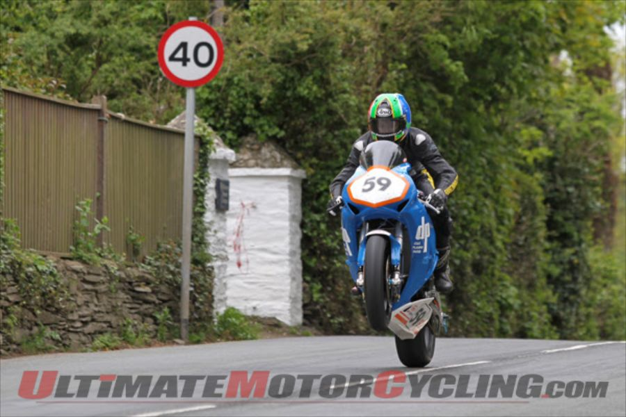 Africa's AJ Venter to 2014 Isle of Man TT with Top Gun Racing