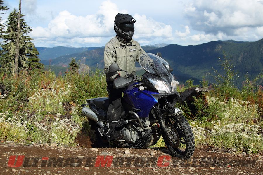 AltRider's full line of Suzuki accessories allow the Strom to stretch its legs even farther.