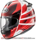 Arai Releases Vector-2 with Hawk Graphic Options