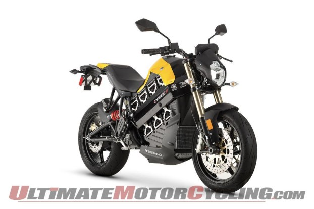 2014 Brammo Empulse | Fastest Electric Motorcycle in Serial Production