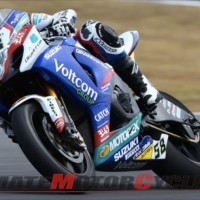 World Superbike Phillip Island Test | Suzuki's Laverty Leads Monday
