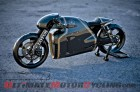 Kodewa Builds the Lotus C-O1 Motorcycle | Photo Gallery