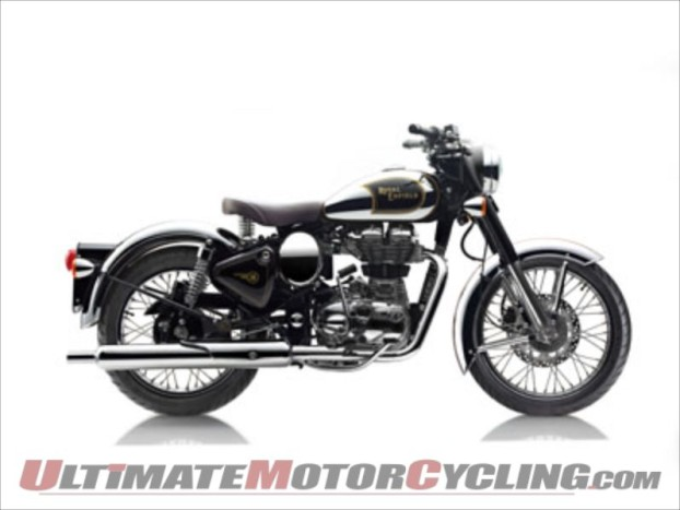 Royal Enfield Slashes Pricing on Motorcycles; 2014 MSRP List
