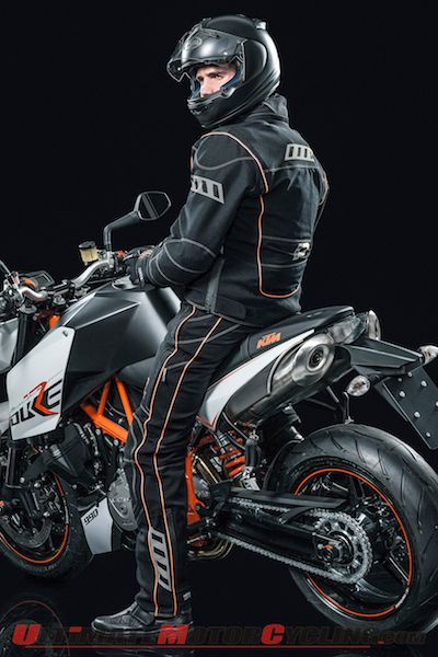 Rukka Releases High-Tech 'Premium' Textile Motorcycle Suit
