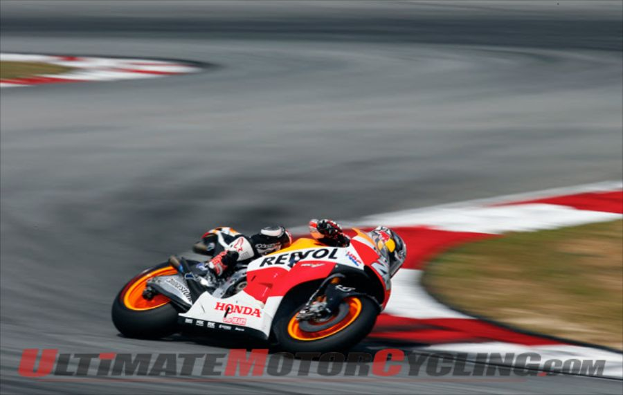 MotoGP: Pedrosa Leads Pol Espargaro in Thursday Sepang Testing
