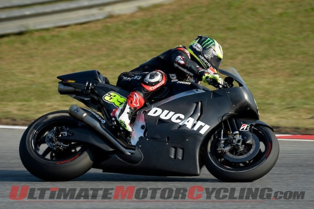 2014 Sepang MotoGP Test | Day 1 Photo Gallery & Quotes