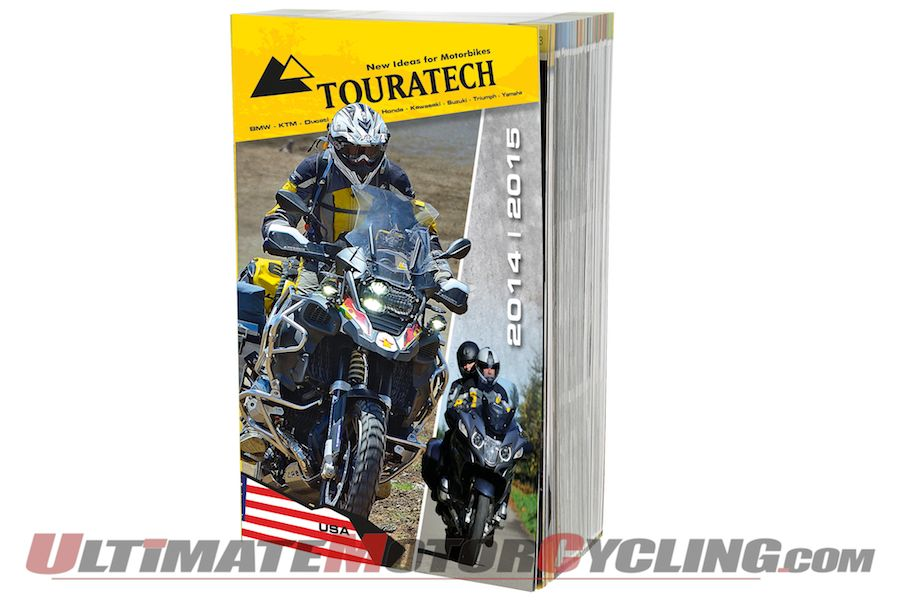 2014 Touratech Catalog Released   The Ultimate ADV Accessory