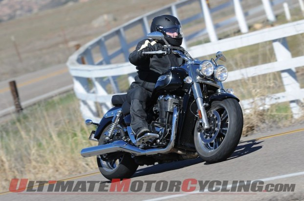 2014 Triumph Thunderbird LT & Commander | First Ride Review