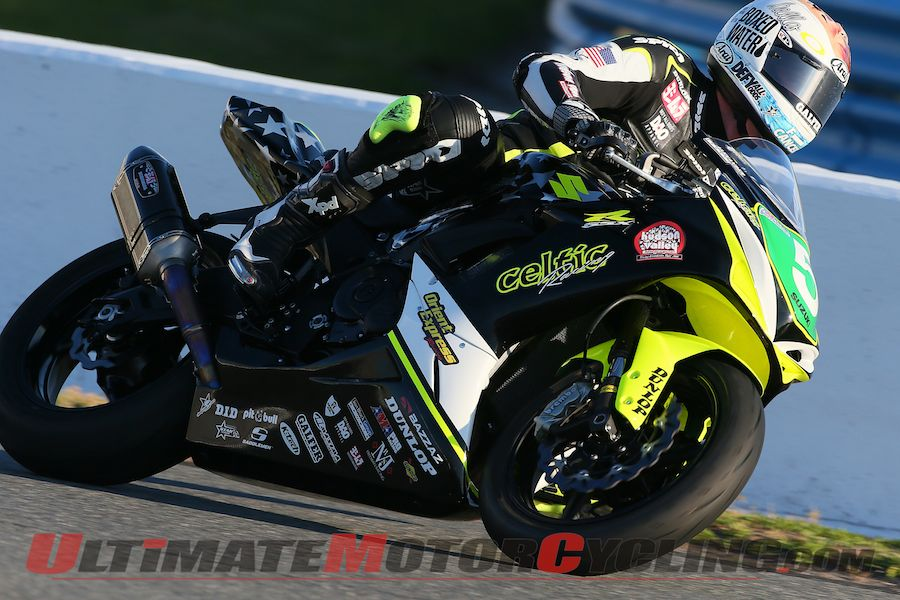 2014 Daytona SuperSport Results | Suzuki's Alexander Sweeps Round