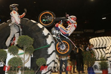 Toni Bou Earns 8th Straight X-Trial World Championship (Indoor)