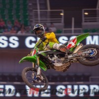 2014 Arenacross Champion: Kawasaki's Bowers Earns 4th Straight Title