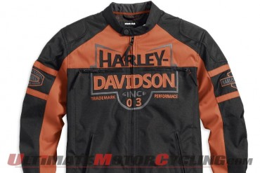 Harley-Davidson Essex Functional Jacket | Gear Up for Spring