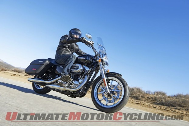 2014 Harley-Davidson SuperLow 1200T | Touring Sportster Unveiled