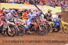 Start of Indy Supercross