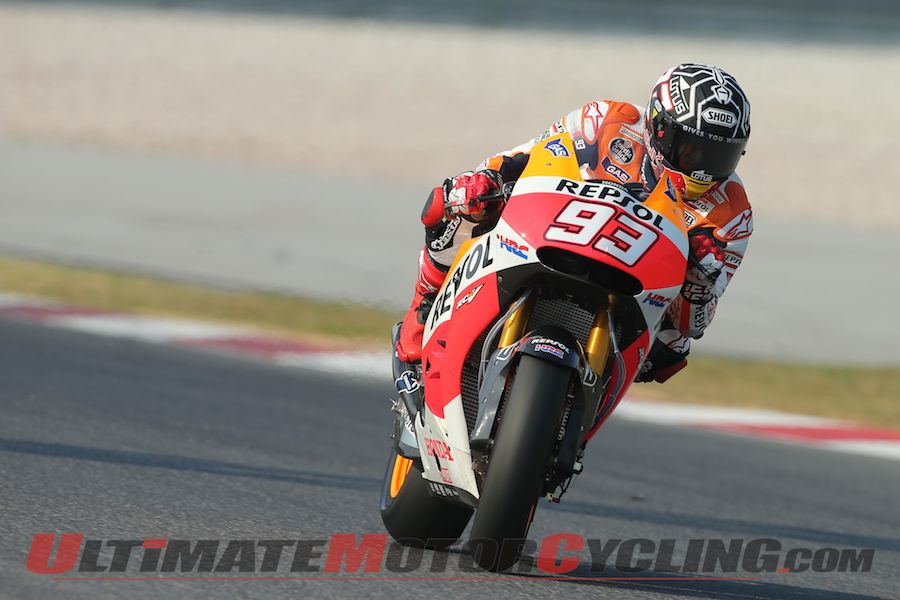 MotoGP's Marc Marquez: 'I will not be 100% fit' for Qatar