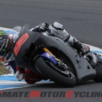 Yamaha's Lorenzo Dominates MotoGP Safety Tire Test in Australia