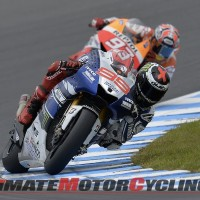 Factory MotoGP Teams Head to Phillip Island for Bridgestone Tire Test