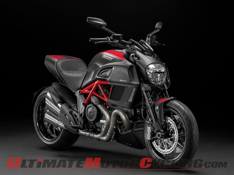 2015 Ducati Diavel Carbon First Look Review Specs
