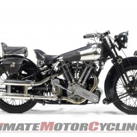 Ex-George Brough 1939 Brough Superior Highlights Bonhams Stafford Sale