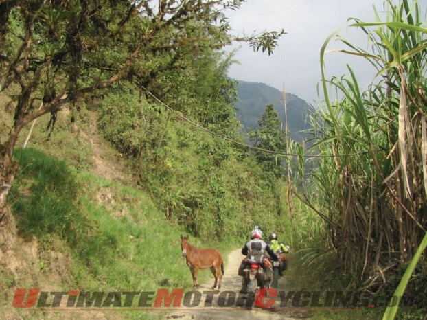 Ecuador Freedom's Andes to the Amazon | A Motorcycle Travel Story