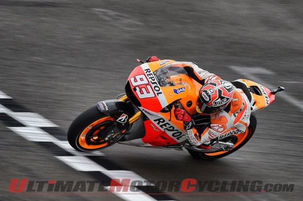 2014 Argentina MotoGP Qualifying Results | Marquez Earns 3rd Pole