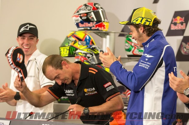 2014 Austin MotoGP Pre-Race Press Conference