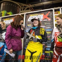 Cyclenano Supports Women's Class for 2014 GEICO EnduroCross Series
