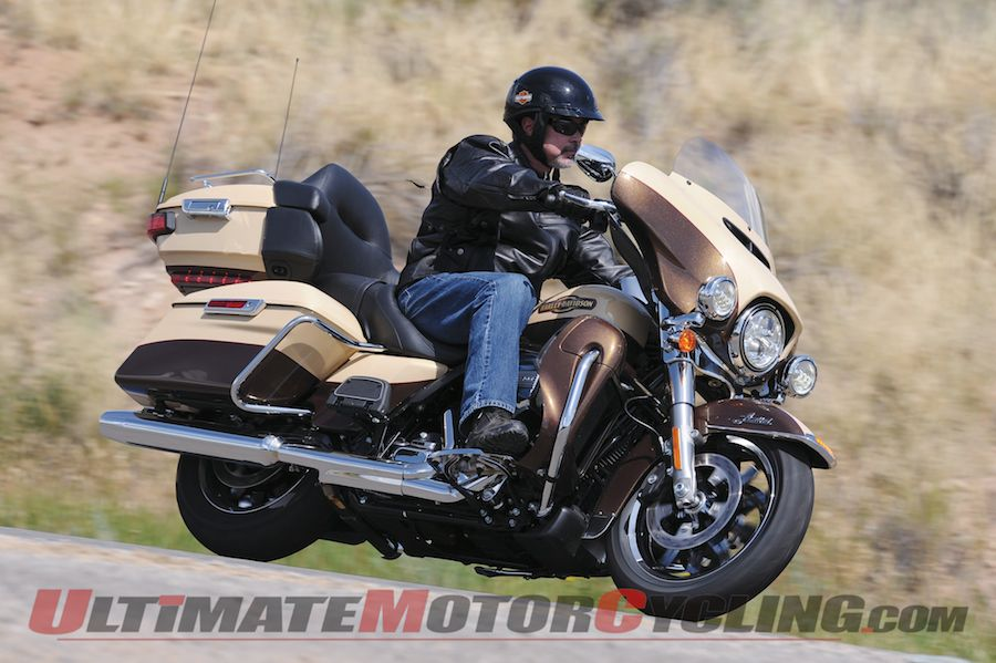 2014 Harley-Davidson Ultra Limited Review | Going with the Flow
