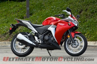 Honda CBR250R Photo Gallery (2011-2013)