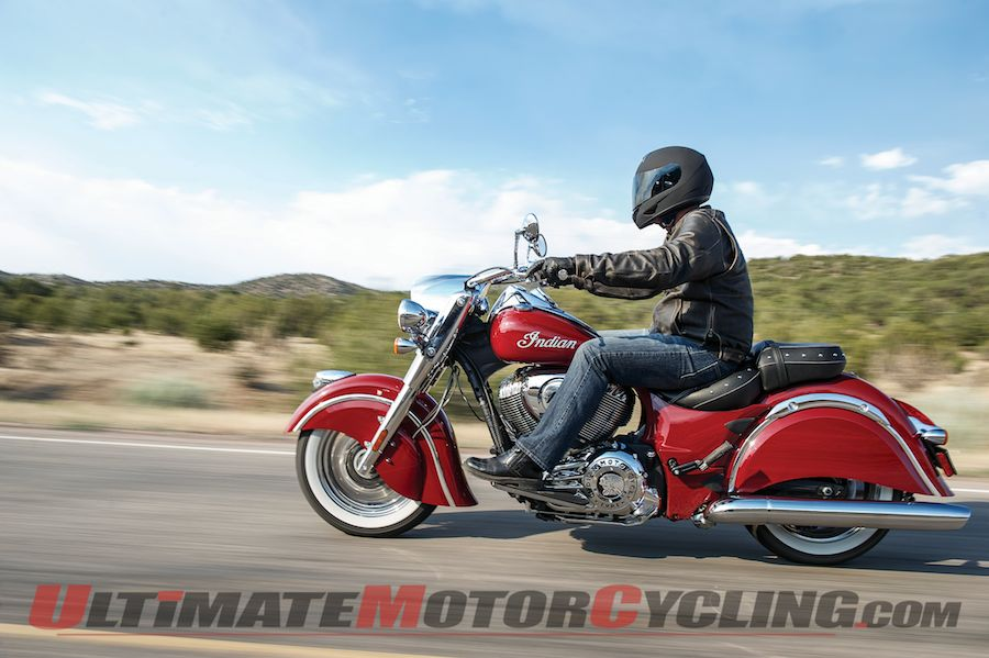 2014 Indian Chief Classic Review | Rookie Sensation