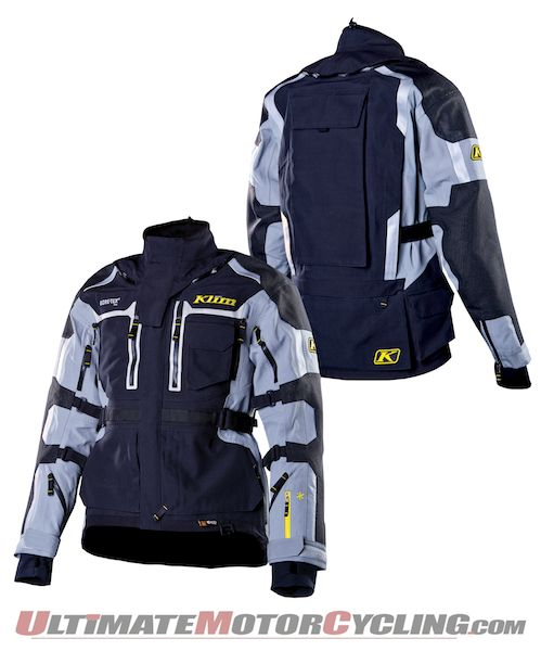 Klim Adventure Rally Jacket | Redesigned for 2014