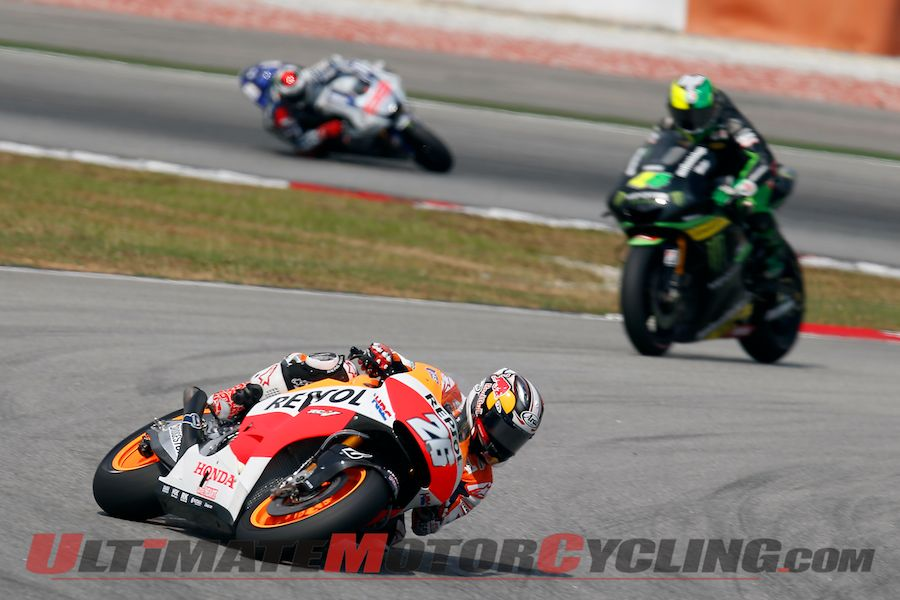 MotoGP TV Coverage Increases - Includes 2-Hour Live Broadcast in US