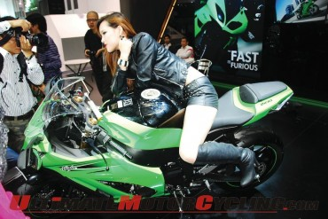 Chinese Exhibitors at the World's Motorcycle Exhibitions