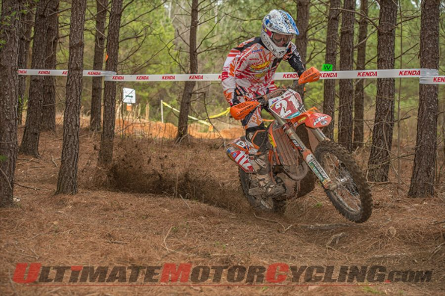 KTM's Charlie Mullins Wins Rad Dad National Enduro