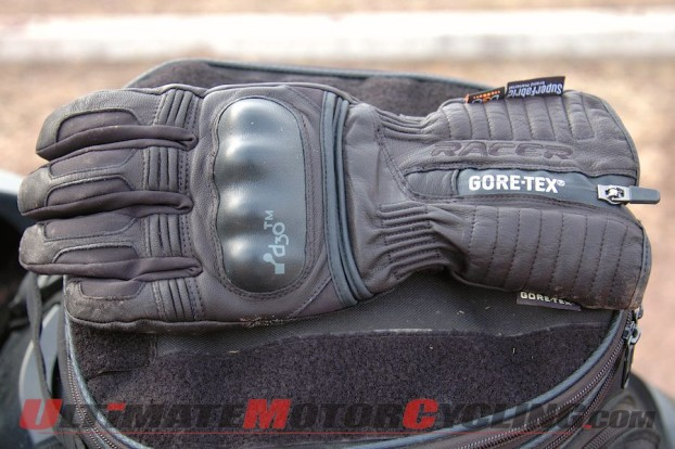Racer Gloves Elevate GORE-TEX Glove Review