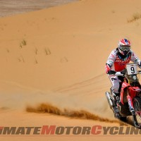 2014 Sealine Rally Stage 1 Results | Honda's Barreda Quickest