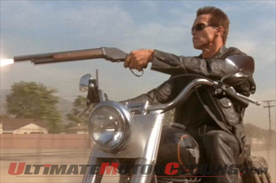 Harley-Davidson Museum Opens 'Terminator 2: Judgment Day' Display