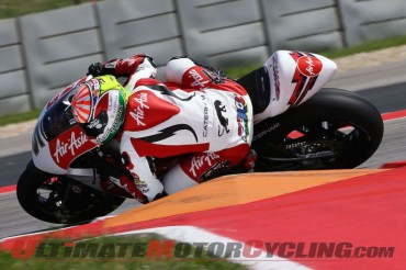 Frenchman Zarco Quickest Friday at Austin Moto2 Practice at COTA