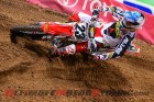 Wil Hahn's 2014 season ends at AMA Supercross in St. Louis.
