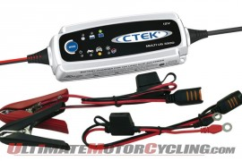 CTEK Multi US 3300 Review | Motorcycle Battery Charger