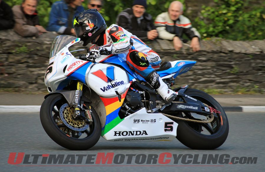 2014 Isle of TT | Dainese Superbike TT Monday Qualifying Leaderboard