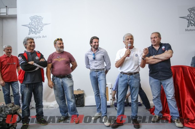 Friends of Claudio Event Draws 1000s to Home of MV Agusta (56 Photos)
